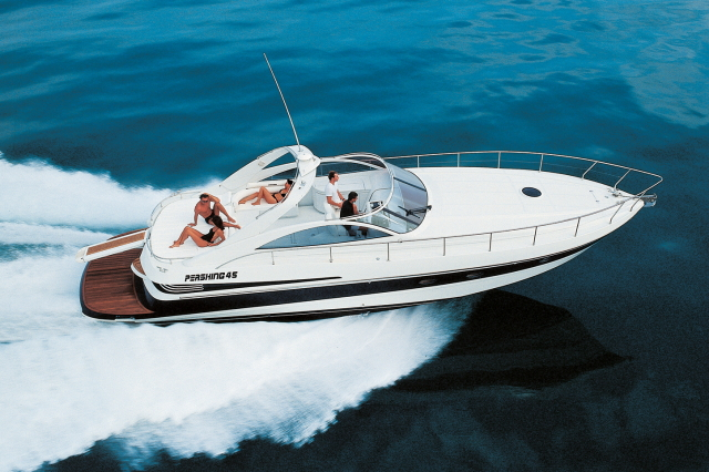 IKEGAI DIESEL Original Pleasure Boat - MAN